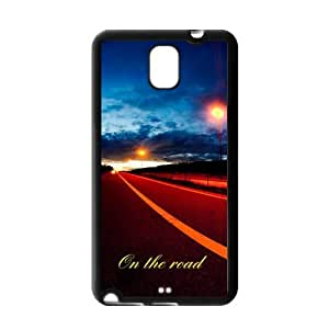 On the road ?Dreams are ahead The Road Less Traveled case cover for Samsung Galaxy Note 3? by supermalls