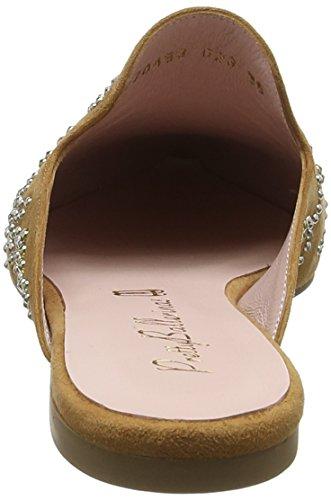 Pretty Ballerinas Women's Ella Ballet Flats Brown (Angelis Peru) big discount cheap price Cheapest sale online sale get authentic from china online largest supplier sale online 7wwoZQ1Qb