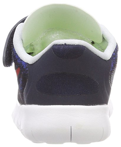Red Enfant Tdv RN Chaussures Racer Free University Mixte 405 Nike Obsidian Gris 2017 qOfvS
