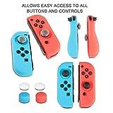 Switch Accessories Bundle, innoAura 11 in 1