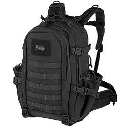 Maxpedition Gear Zafar Internal Frame Pack, Black