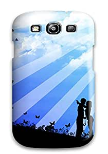 For Galaxy S3 Protector Case Sping Love Phone Cover