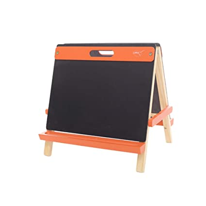 Amazon.com: Easel Portable Childrens Drawing Board Desktop ...