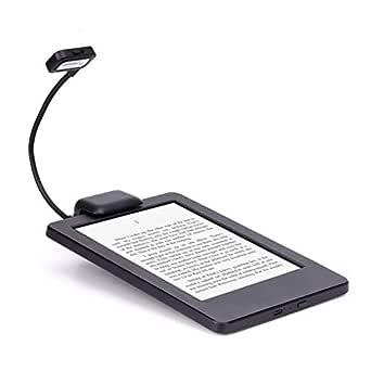 LDE Book Lights 3pcs LDE E-reader Clip con lámpara de luz de ...