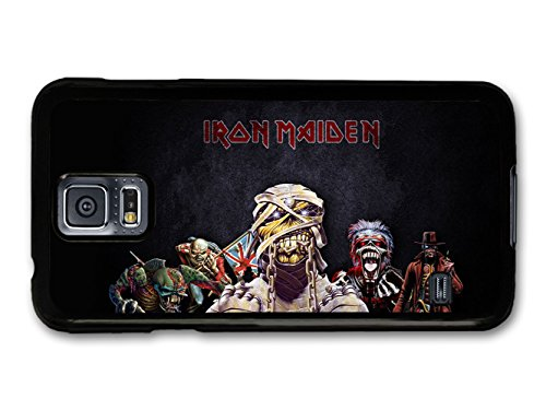 Iron Maiden Logo Monsters coque pour Samsung Galaxy S5
