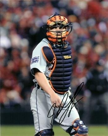 Autographed Ivan Rodriguez Photo - 8x10 - PSA/DNA Certified - Autographed MLB (Ivan Rodriguez Autographed Photo)