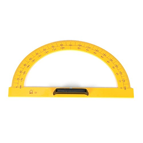 hand2mind Protractor Tool for Dry Erase Board (Demonstration Dry Erase)