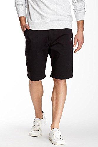 Volcom Mens Vmonty Modern Fit Short (36, Black) by Volcom