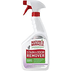Nature's Miracle Stain and Odor Remover Dog, Odor Control Formula, Lavender Scent