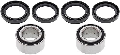 All Balls Front Wheel Bearing Kit for Arctic Cat 500 FIS 4x4 w//AT 2005-2009