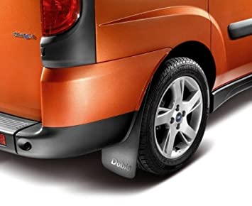 Fiat Original Guardabarros Derecha Doblo bj. 2005 - 2009 OE 50900724: Amazon.es: Coche y moto