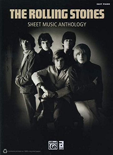 The Rolling Stones Sheet Music Anthology: Easy (Sing Along Sheet)
