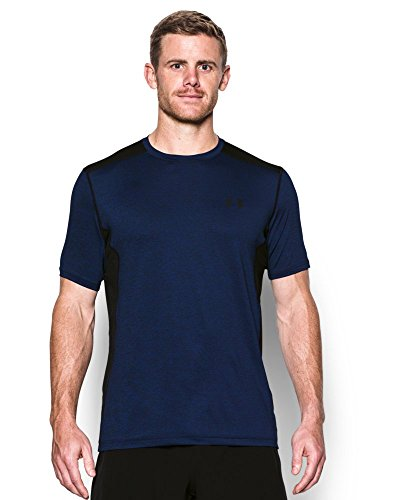 Under Armour Men's UA Raid Short Sleeve T-Shirt XL Tall Royal