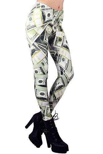 World of Leggings Cash Money Leggings