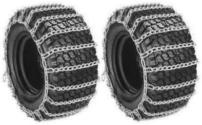 Amazon.com: NUEVO Par 2 Link Tire Cadenas 26 x 12 – 12 para ...