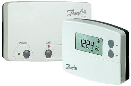 Danfoss Randall Tp5000si Rf Plus Rx1 Wireless Programmer Danfoss