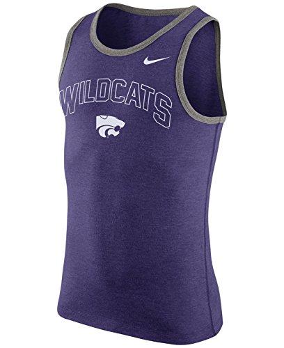 - Kansas State Wildcats Nike Arch Men's Team Tank Top Shirt Small