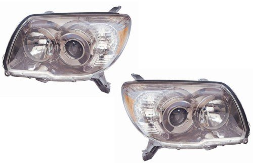 Toyota 4Runner (Sport) Replacement Headlight Unit - 1-Pair by AutoLightsBulbs
