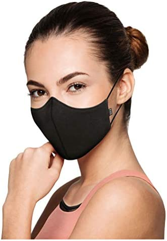 Bloch Soft Stretch Reusable Face Mask (Pack of three)