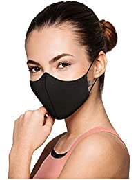 Soft Stretch Reusable Face Mask (Pack of 3)