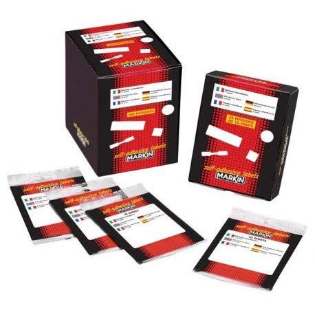 10 Buste da 10 fogli di etichette adesive 16x10mm,100 fogli di etichette bianche adesive 16x10mm da 80 etichette a foglio,8000 etichette autoadesive 16x10m,etichette adesive personalizzabili bianche