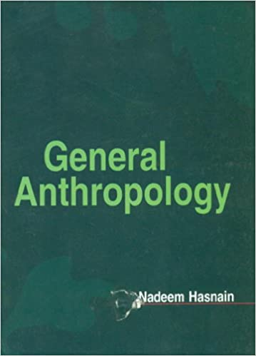 GENERAL ANTHROPOLOGY