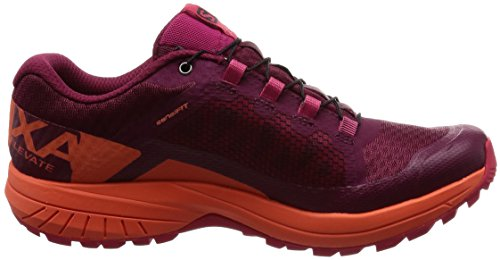 Rouge Betterave 000 Salomon Piste Rose Féminin Rouge Chaussures De Gtx Elevate Xa Virtuel Capucine Course Noir nvvrx7O