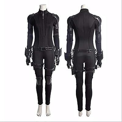Yeming5704 Disfraz de Natalia Natasha de la Viuda Negra Cosplay ...