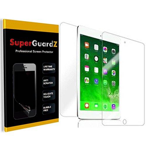 iPad Mini SuperGuardZ Anti Scratch Anti Bubble product image