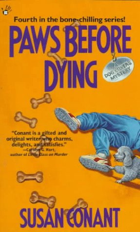 book cover of Paws Before Dying