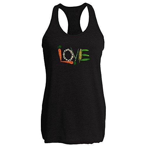 Pop Threads - Camiseta sin mangas - para mujer negro