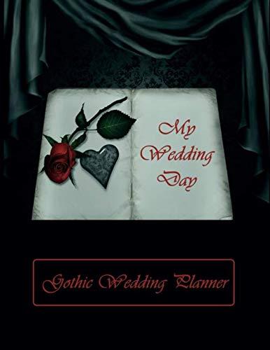 My Wedding Day Gothic Wedding Planner: Deluxe