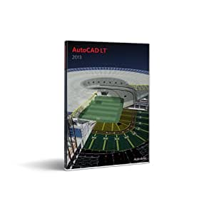 AutoCAD LT 2013 Commercial Upgrade from 1 to 3 Previous Version 10-Pack