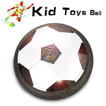 FGF-EU Balón de Fútbol Air Power Soccer Hover Balón de Fútbol ...