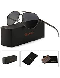 Aviator Sunglasses Polarized Sun Glasses for Men/Women
