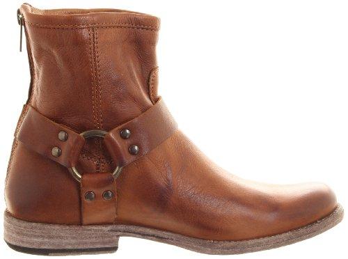 Frye - Zapatos de piel para mujer Marrón (Braun - Marron (Cog))