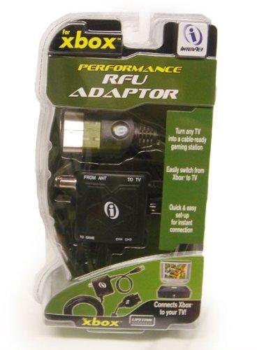 (Xbox RFU Adapter (Intec/interact) Performance (Certified Refurbished) )