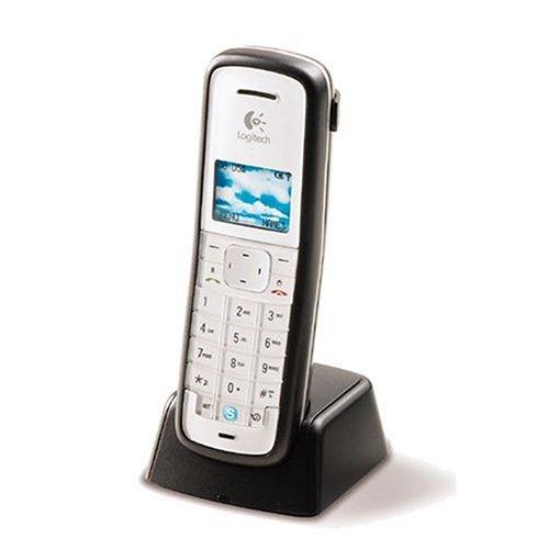 Logitech 980590 0403 Cordless Internet Handset