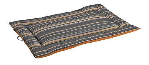 Outdoor Patio Mat - Cabana Stripe, Extra Large - 28''x 42''x 2'' by Bowsers