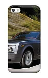 Aarooyner Scratch-free Phone Case For Iphone 5/5s- Retail Packaging - Rolls Royce Phantom 15