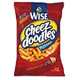 Wise Puff Cheese Doodles (Pack of 72)