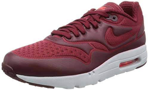 Nike Air Max 1 Ultra Se Mens Running Trainers 845038 Sneakers Shoes Team Red Night Brown 601
