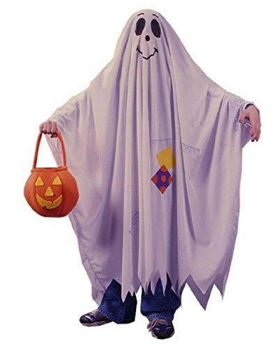 Happy Ghost Halloween Costume (Fun World Friendly Ghost Child Costume)