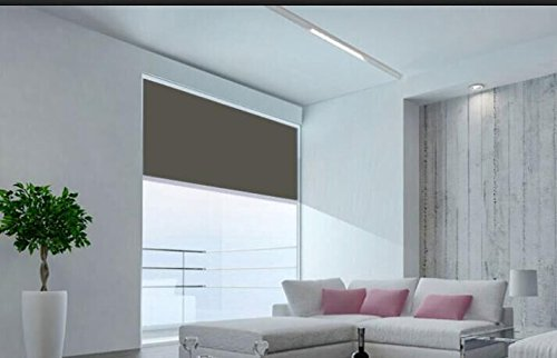Shatex Interior Roller Blind, Window Roller Shade ,Roll Up Shade,48'' Wx72'' H, Light Brown by Mr. Garden (Image #5)