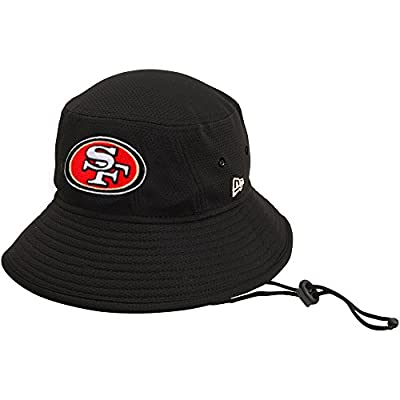 New Era 100% Authentic, NWT, San Francisco 49ers Bucket Hat Black