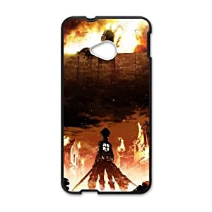 Shingeki HTC One M7 Cell Phone Case Black DIY gift pp001-6382155