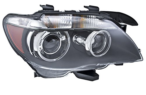 HELLA 009044541 BMW 7 Series E65/E66 Passenger Side Headlight Assembly