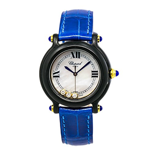 Chopard-Be-Happy-quartz-womens-Watch-277779-Certified-Pre-owned