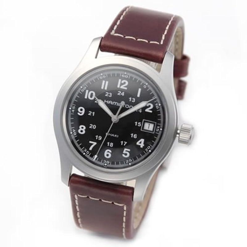 HAMILTON 시계 카키 필드 H68411533