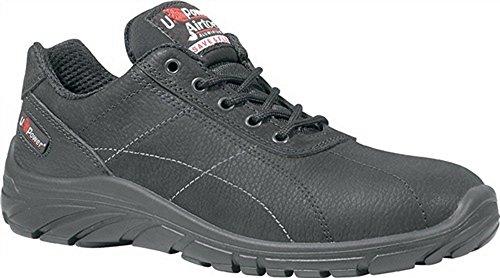 Chaussures de sécurité S3SRC gessato Noir Taille 43W.11U-Power cuir nubuck